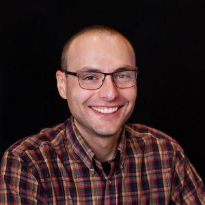 Headshot of Sam Kumming